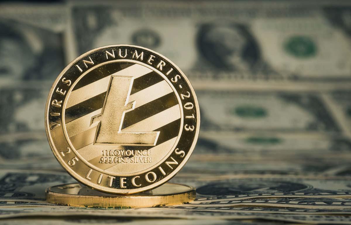 2016年莱特币历史价格走势图